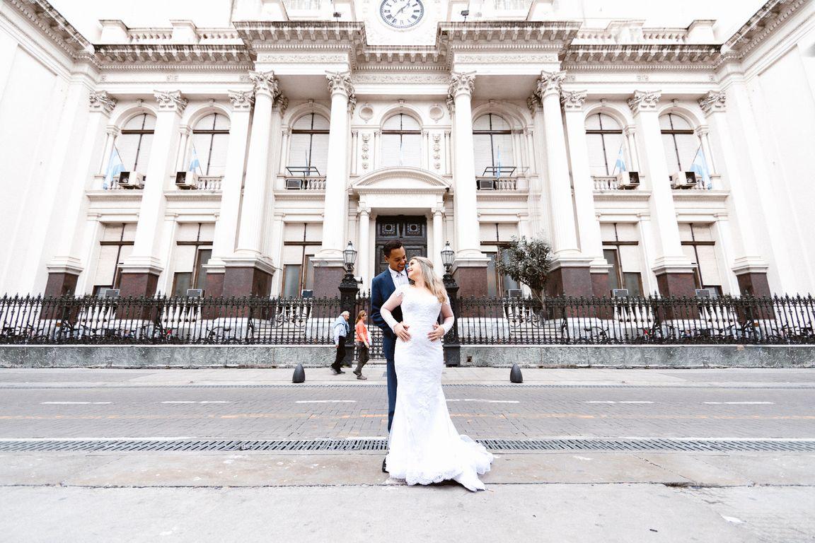 Ensaio de casal argentina