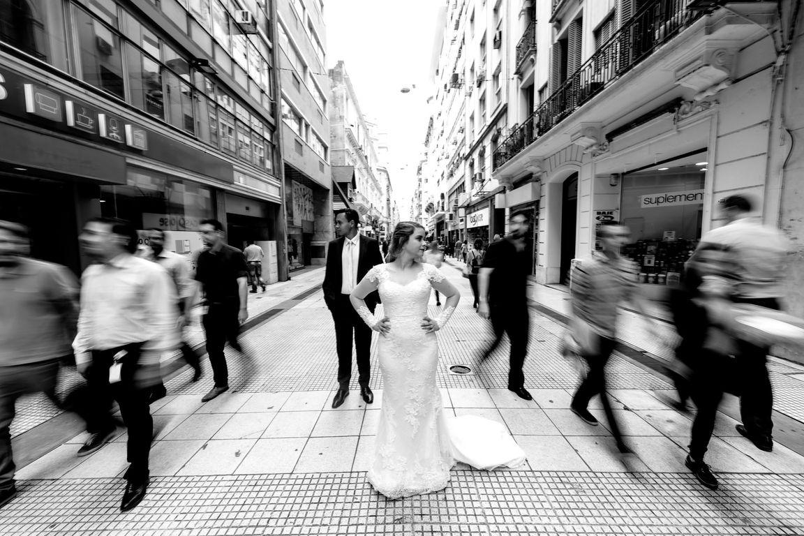 Ensaio em Buenos Aires