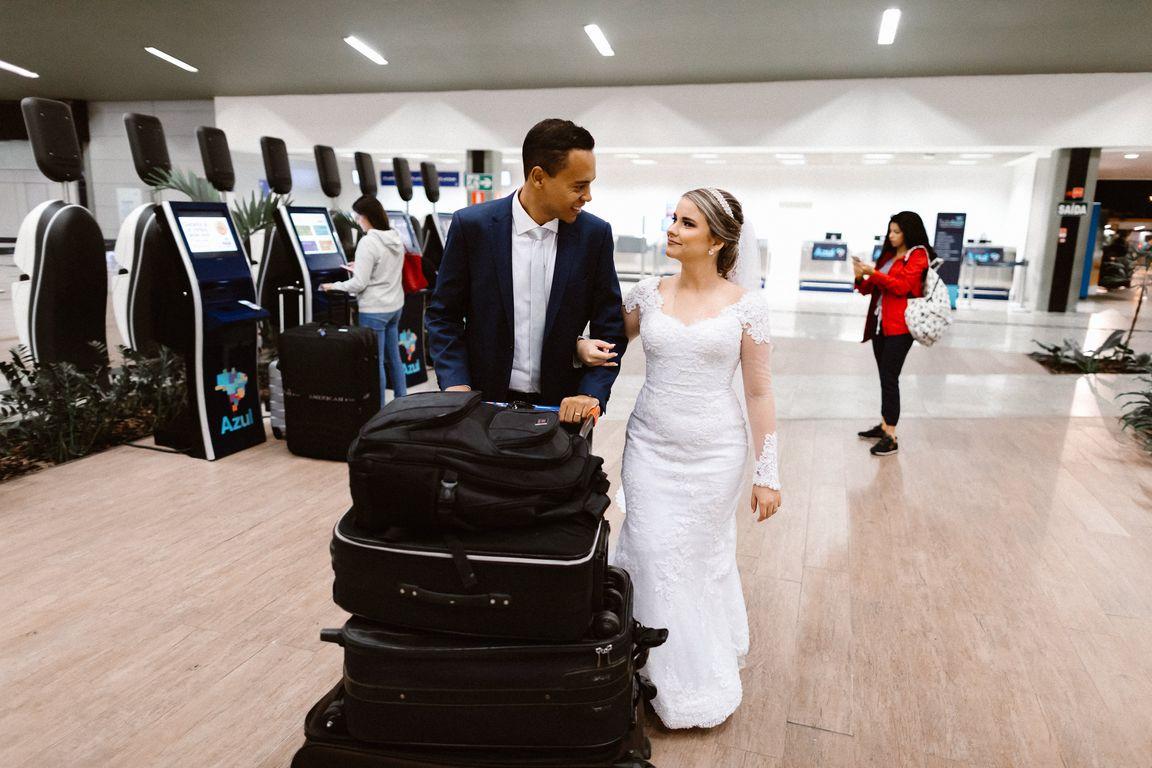 Pós Wedding Aeroporto