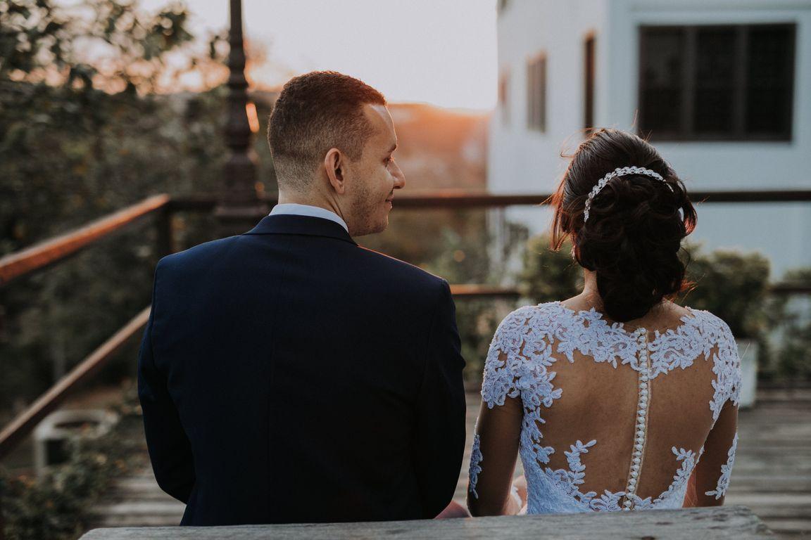Ensaio casamento Hotel Floresta Mágica