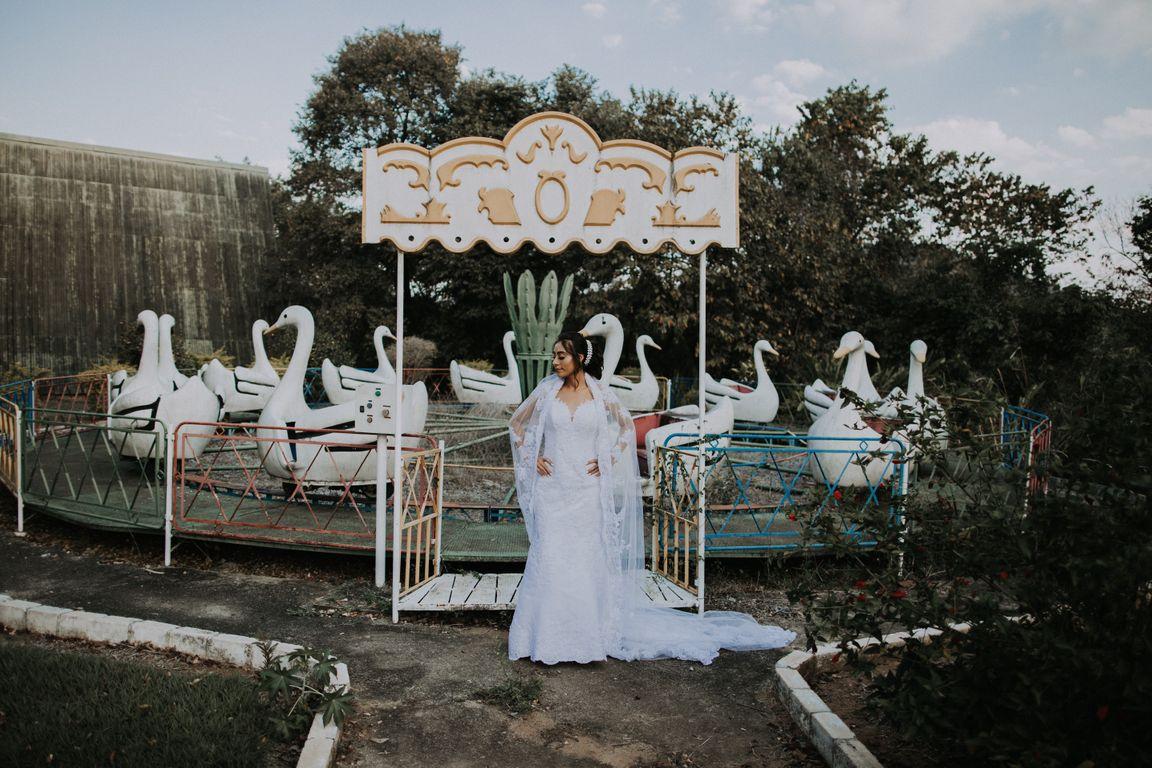 Pré Casamento Hotel Floresta Mágica