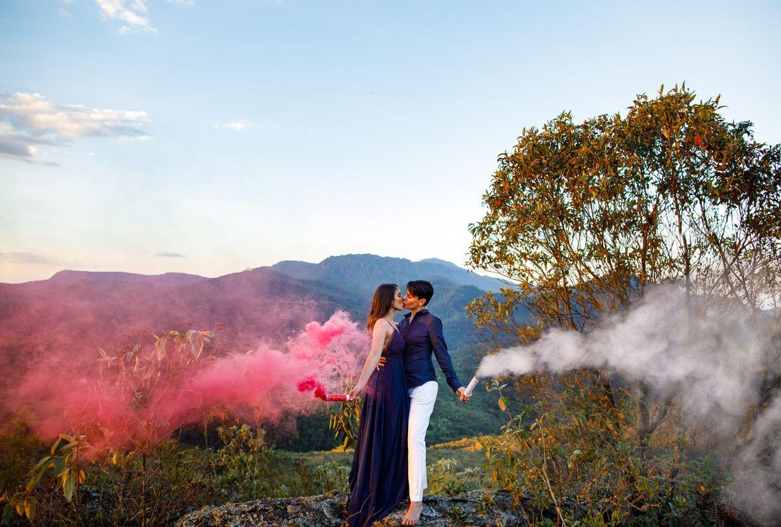 Pré Wedding pousada canto dos prazeres