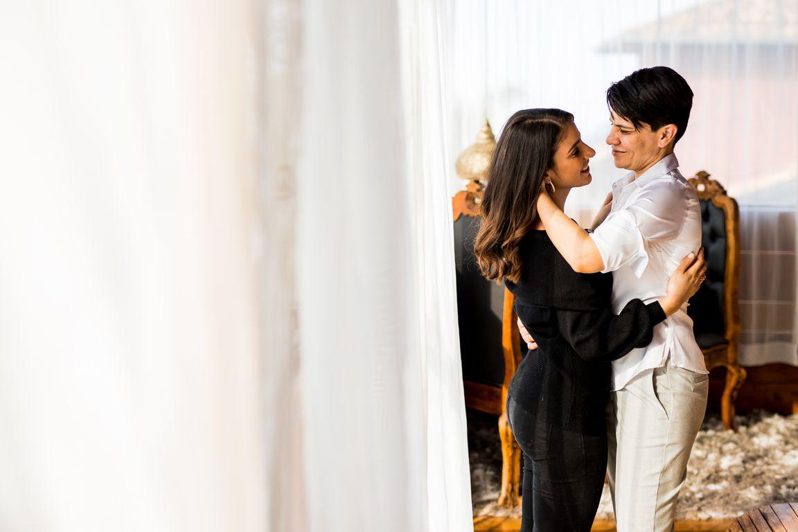 Ensaio casamento pousada canto dos prazeres