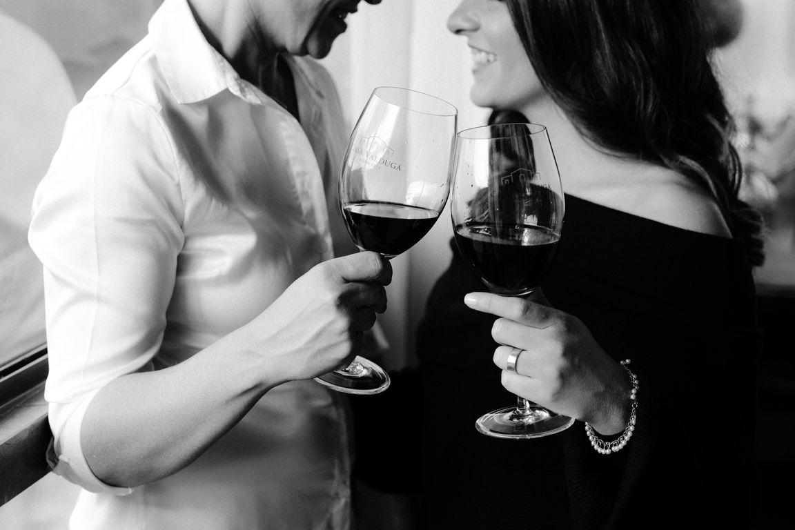 Vinho Pré Wedding