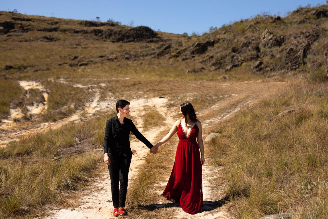 Ensaio casamento  Lavras Novas