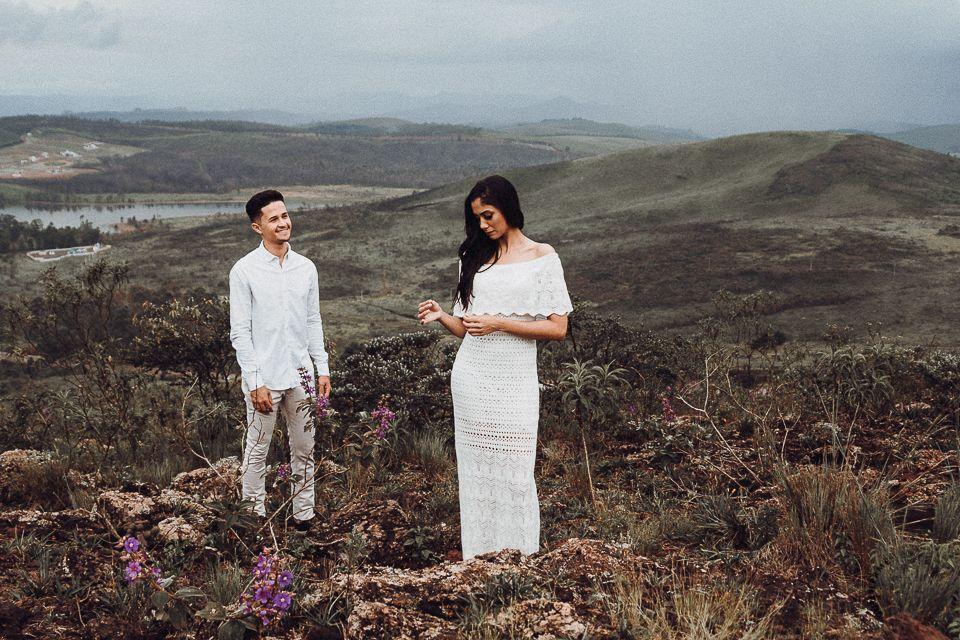 Pre Wedding Joyce e Elienai Topo do mundo Brumadinho/MG
