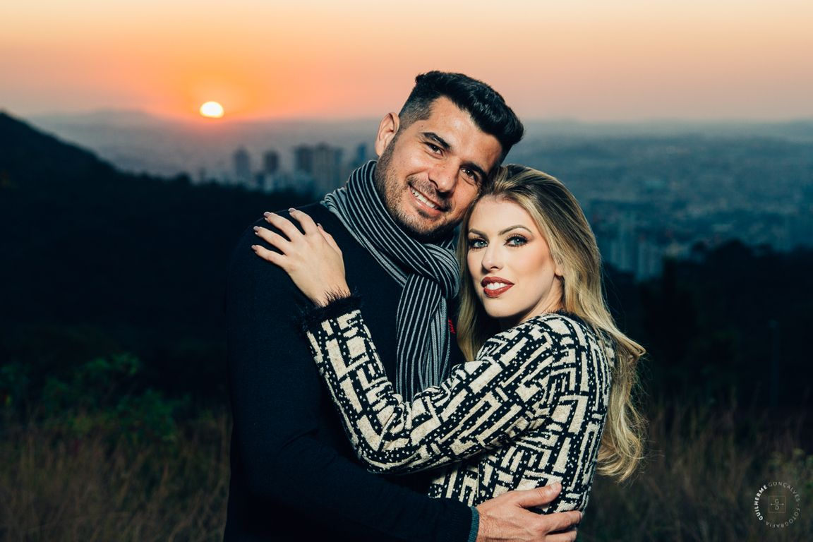 Pre Wedding Jéssica e Fabrício - Belevedere - Nova Lima/MG