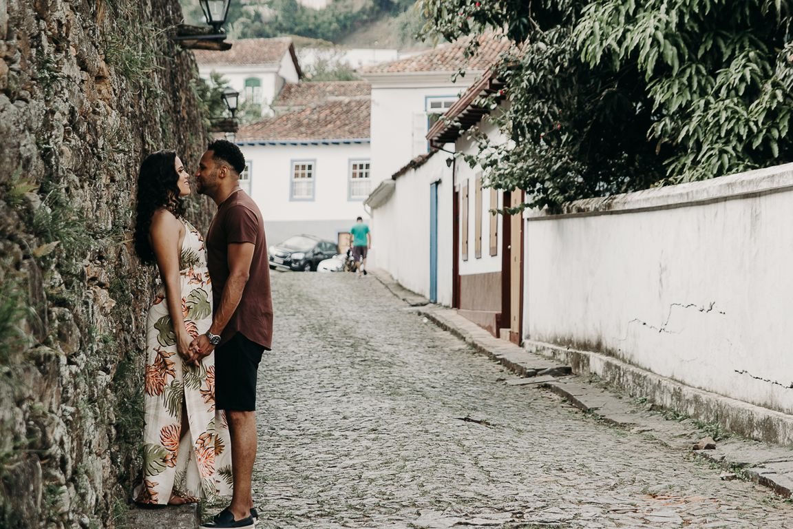 Pre Wedding Naty e Luan - Ouro Preto/MG