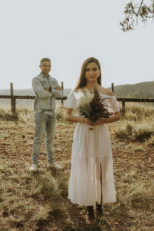Pre Casamento Larissa e Rafa