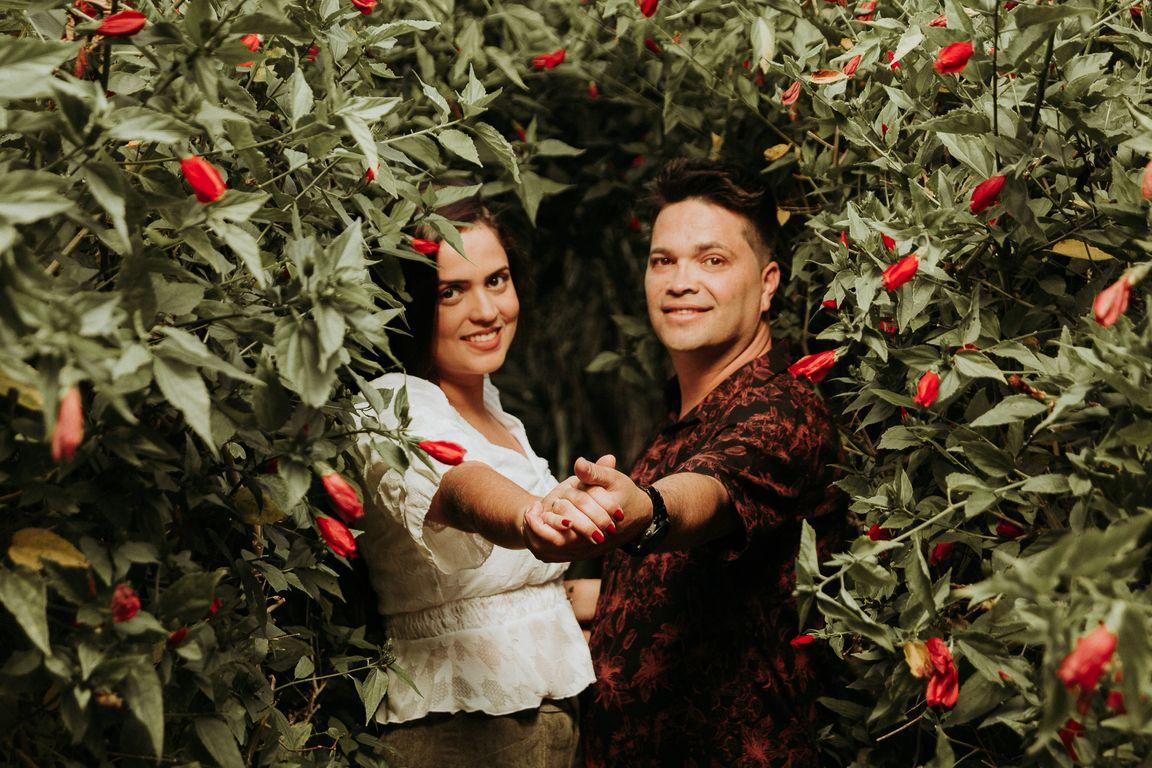 Ensaio pre casamento Ingrid e André